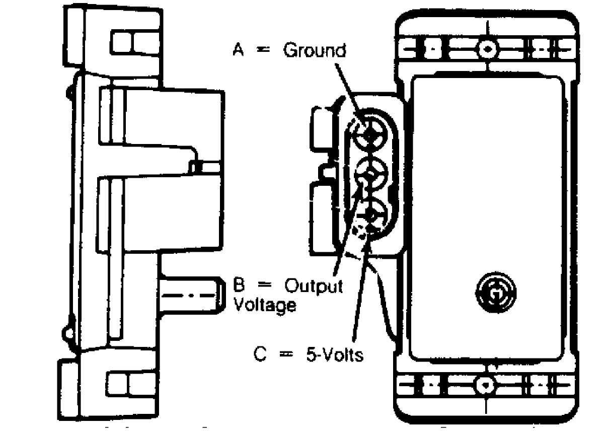 hight resolution of circuit inspect for a defective sensor ground connection located on right side of cylinder block if ground connection is good ecu may need to be