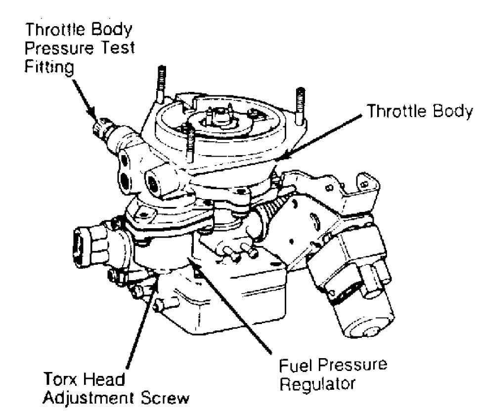 hight resolution of 3 adjusting fuel pressure regulator courtesy of chrysler motors