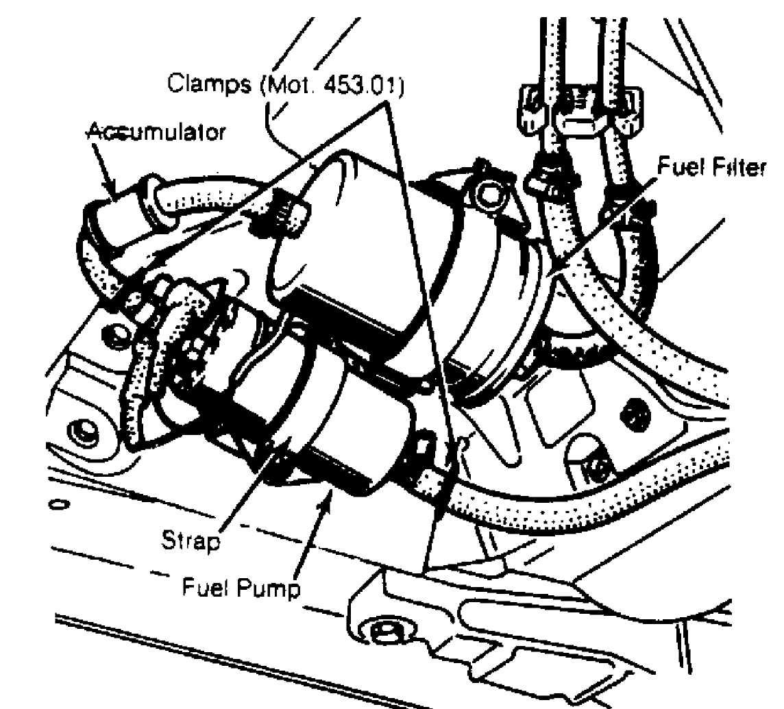 Fuel Pump Diagram Likewise 2005 Hyundai Accent Fuel Filter Location