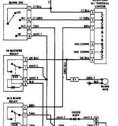 4 heater wiring diagram comanche diesel  [ 850 x 1225 Pixel ]