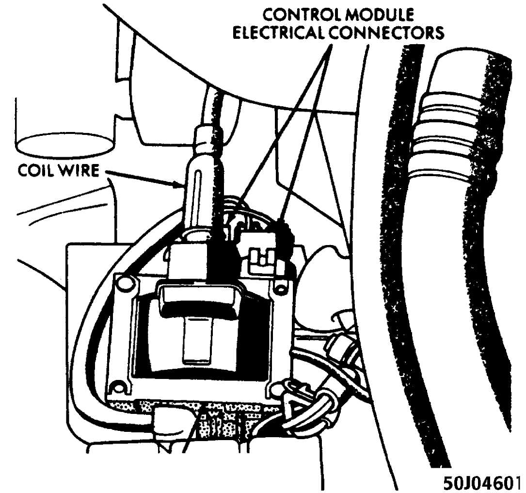 hight resolution of ignition control module ignition cotl assembly