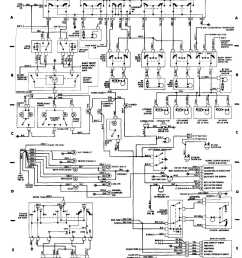 wiring diagrams 1984 1991 jeep cherokee xj jeep alpine wiring diagram 90 jeep laredo wiring diagram [ 954 x 1241 Pixel ]