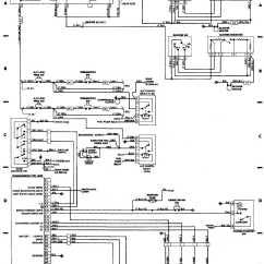 1998 Jeep Wrangler Headlight Wiring Diagram Fender Jazz Bass For Cherokee All Data Diagrams 1984 1991 Xj Electrical Schematics