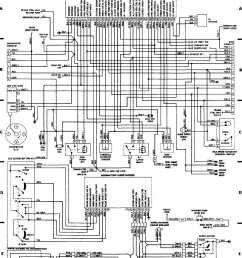 wiring diagrams 1984 1991 jeep cherokee xj jeepwiring diagrams 1984 1991 jeep cherokee  [ 907 x 1236 Pixel ]