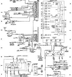 1988 jeep wagoneer wiring diagrams wiring diagram centre 86 grand wagoneer wiring diagram [ 938 x 1204 Pixel ]