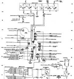 wiring diagrams 1984 1991 jeep cherokee xj jeep wire diagram 86 jeep mj [ 819 x 1015 Pixel ]