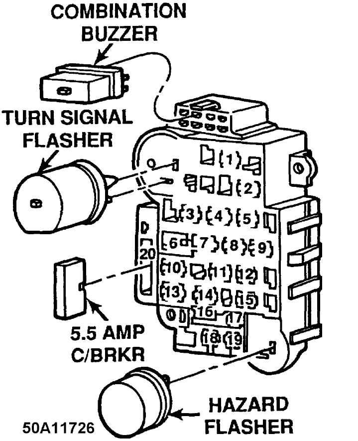2002 grand cherokee steering column fuse box diagram