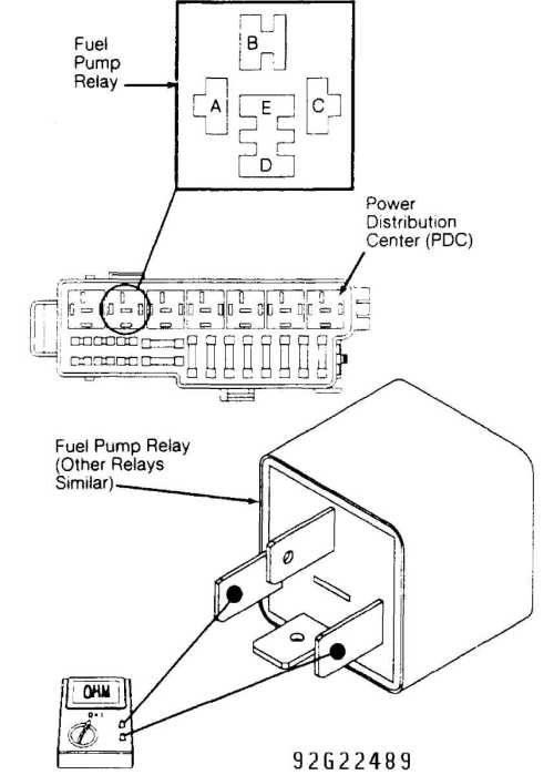 small resolution of 14 identifying throttle position sensor connector terminals courtesy of chrysler corp