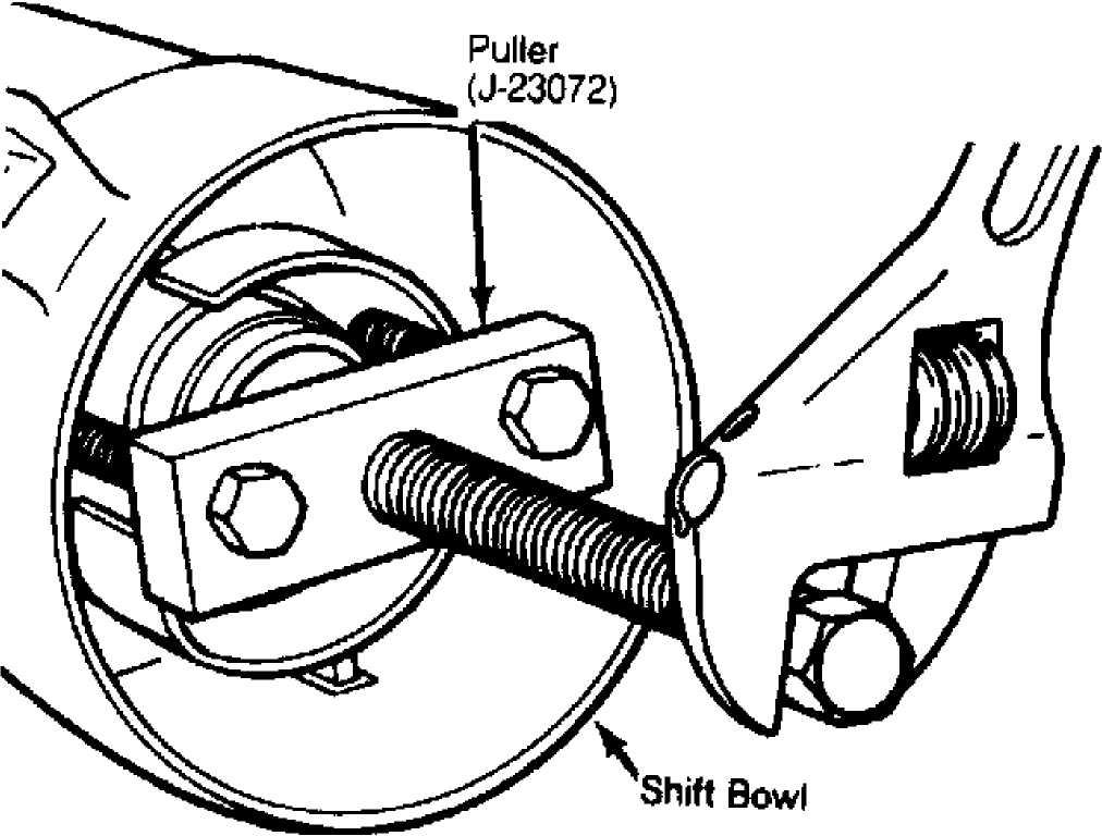 Service manual [Remove 1993 Infiniti J Steering Column