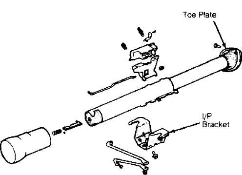 Service manual [1993 Jeep Grand Cherokee Drive Shaft