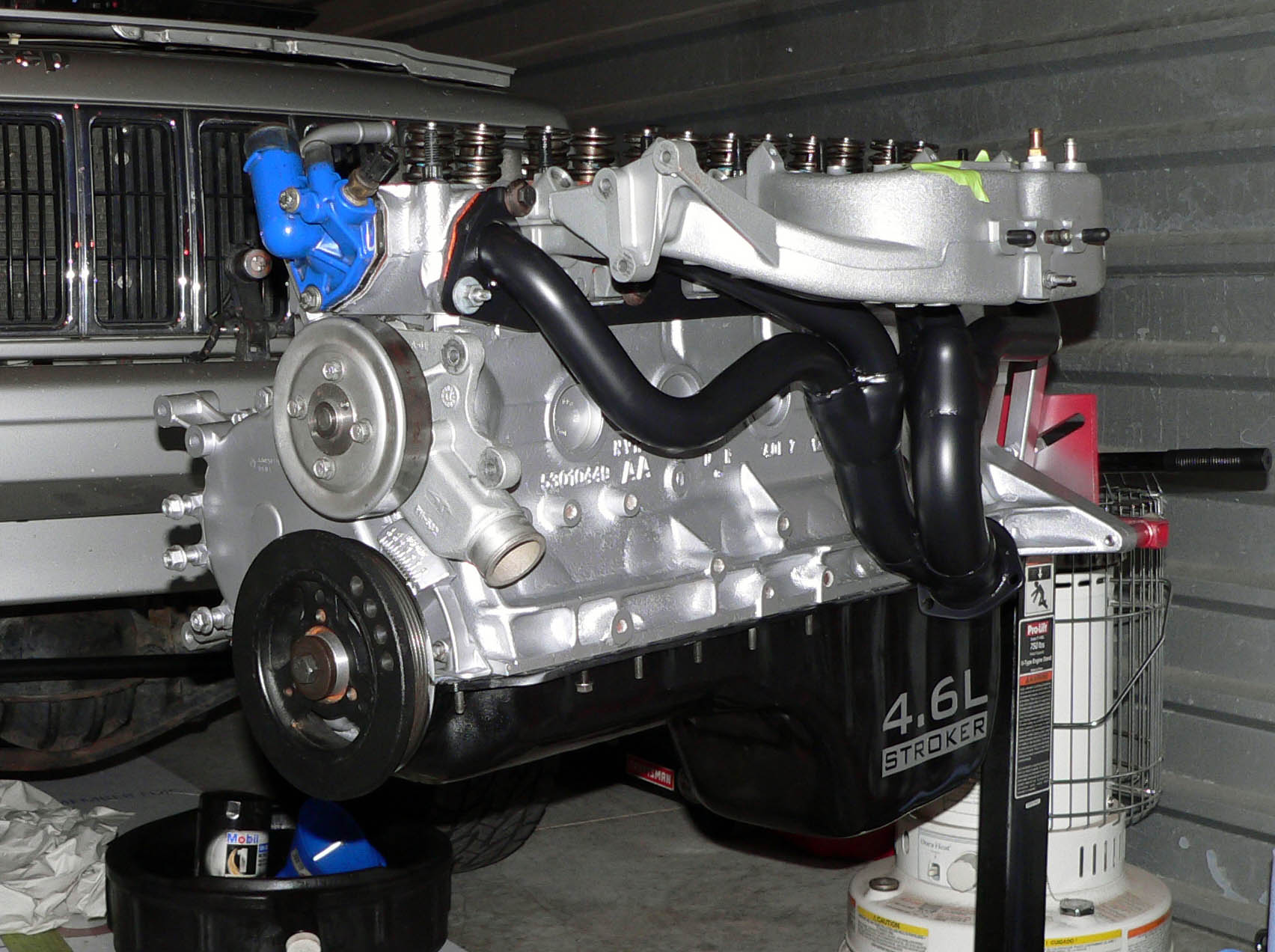 hight resolution of 4 6l stroker in the works archive naxja forums north american xj association