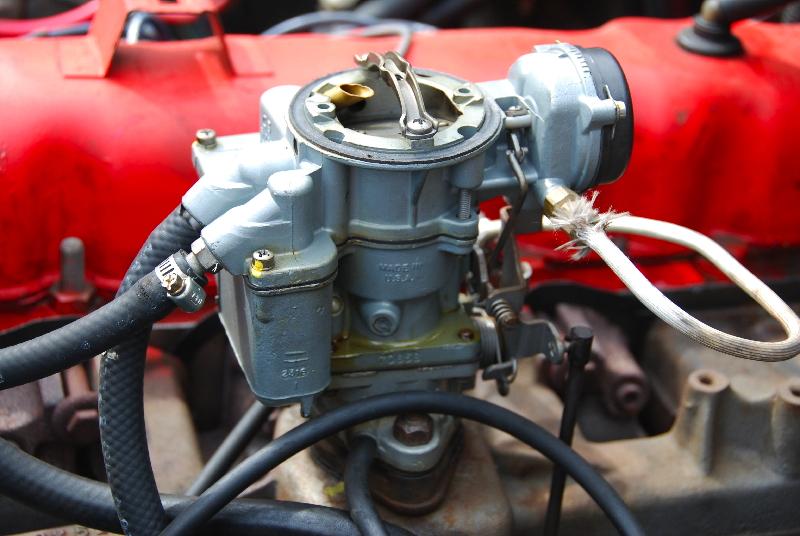 1989 Ford F 250 Engine