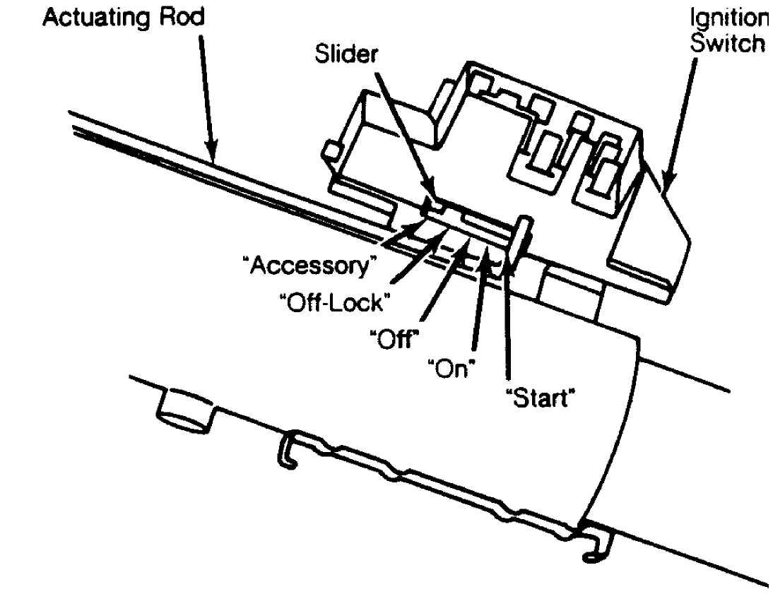 Ignition Switch Amp Lock Cylinder