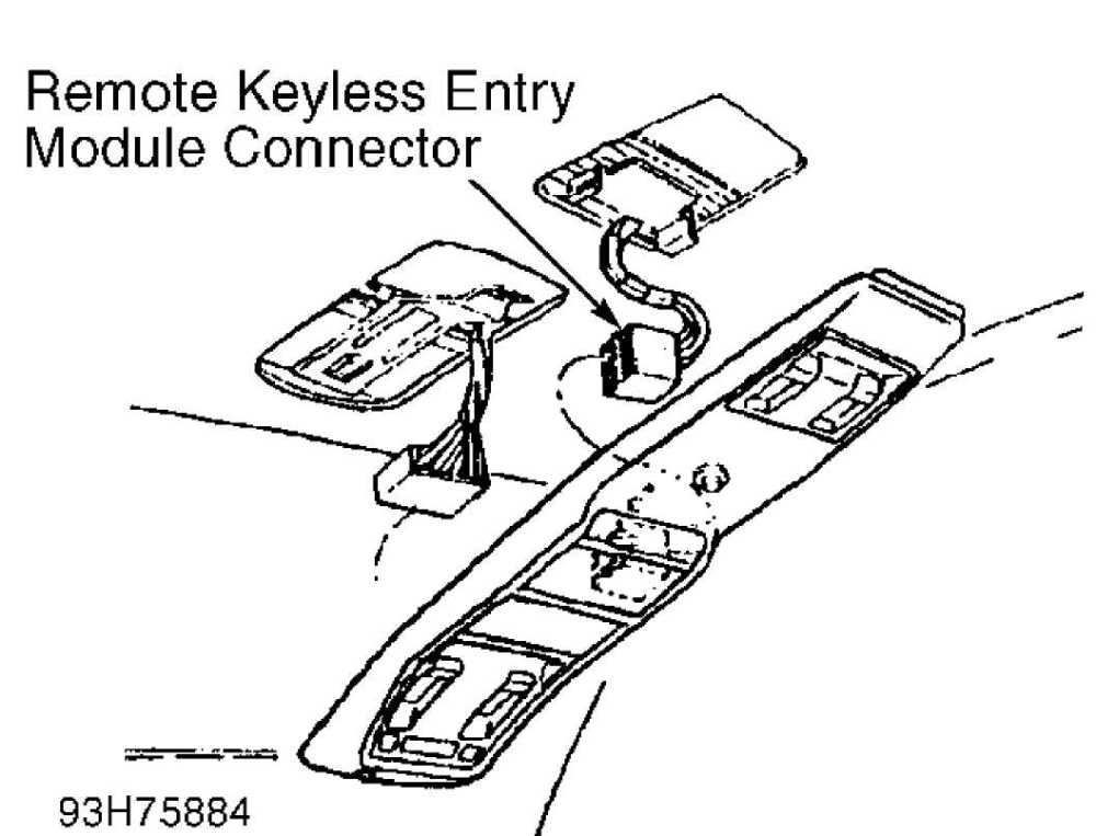 medium resolution of jeep cherokee keyless entry wiring diagram jeep auto 1992 buick lesabre fuse box diagram 1993 buick
