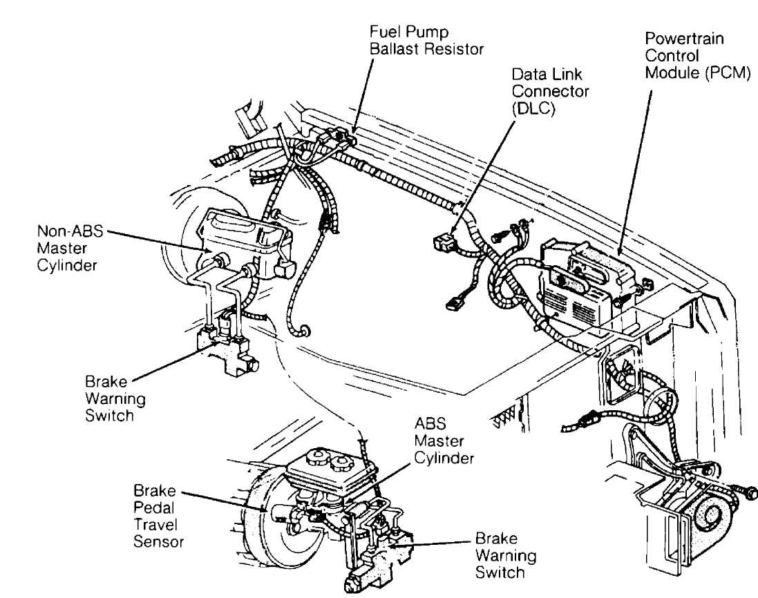 2000 jeep xj starter diagram