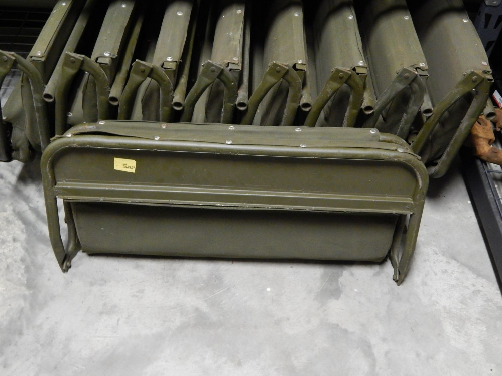 medium resolution of m38 m38a1 rear seat nos classic military vehicles