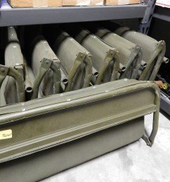 click on images for a larger view nos willys m38 m38a1 rear seat [ 3264 x 2448 Pixel ]