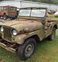 1954 willys m38a1 army jeep for sale [ 1600 x 1200 Pixel ]