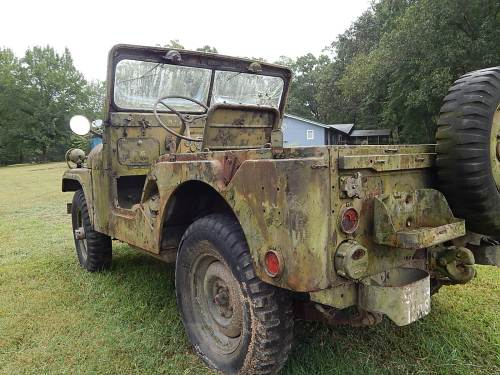small resolution of 1954 m38a1 for sale nw arkansas