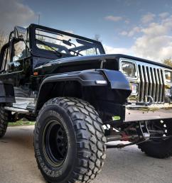 sold jeep wrangler 4 0l 1993 tib 7720  [ 1600 x 1194 Pixel ]