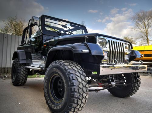 small resolution of sold jeep wrangler 4 0l 1993 tib 7720