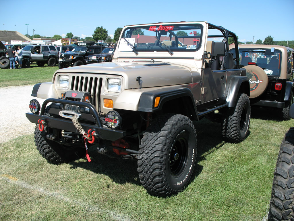 Pa Jeeps Allbreeds Jeep Show 2011 In York Pa Part 4