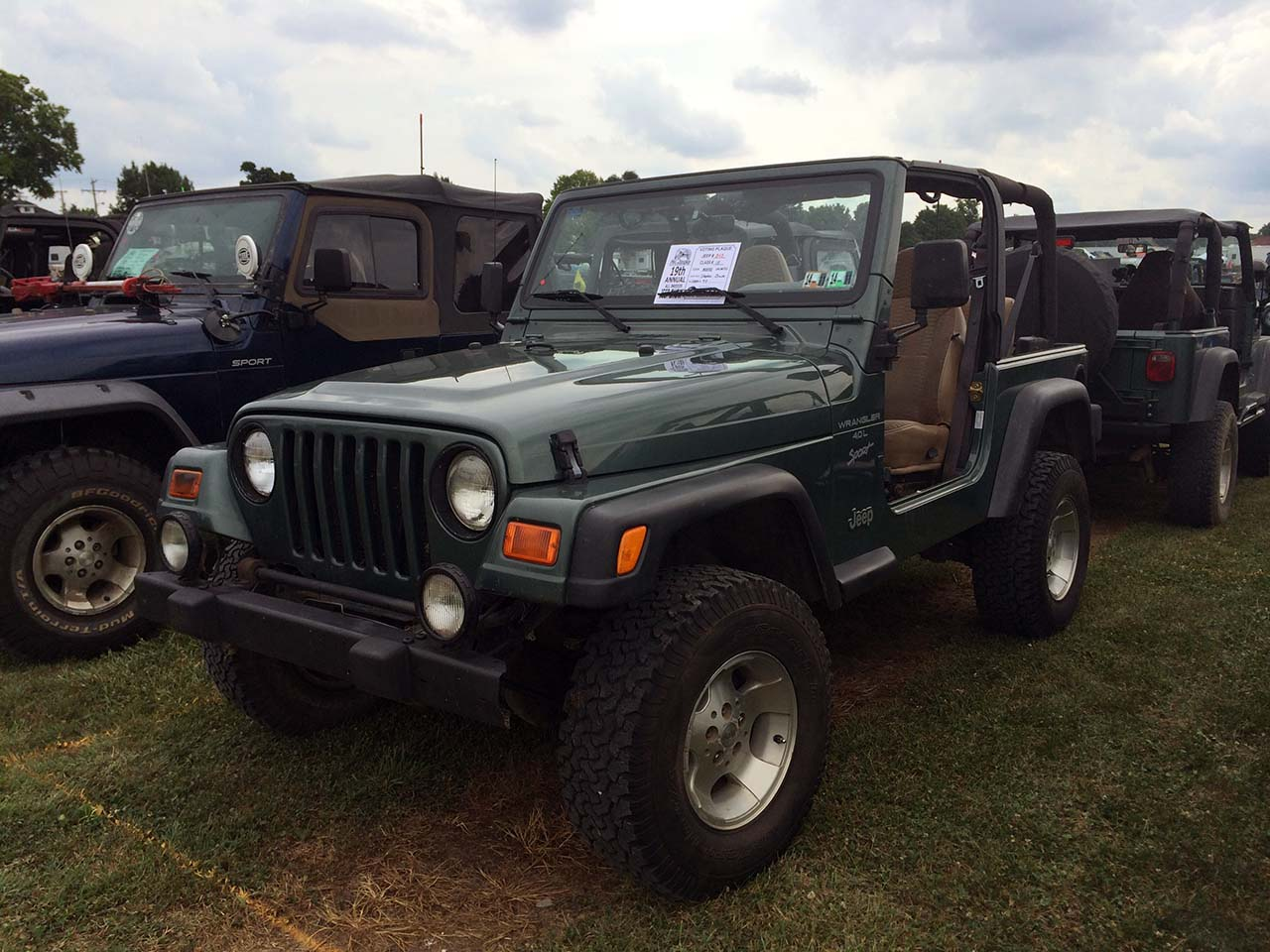 Pa Jeeps 2014 All Breeds Jeep Show  19th Annual York Pa