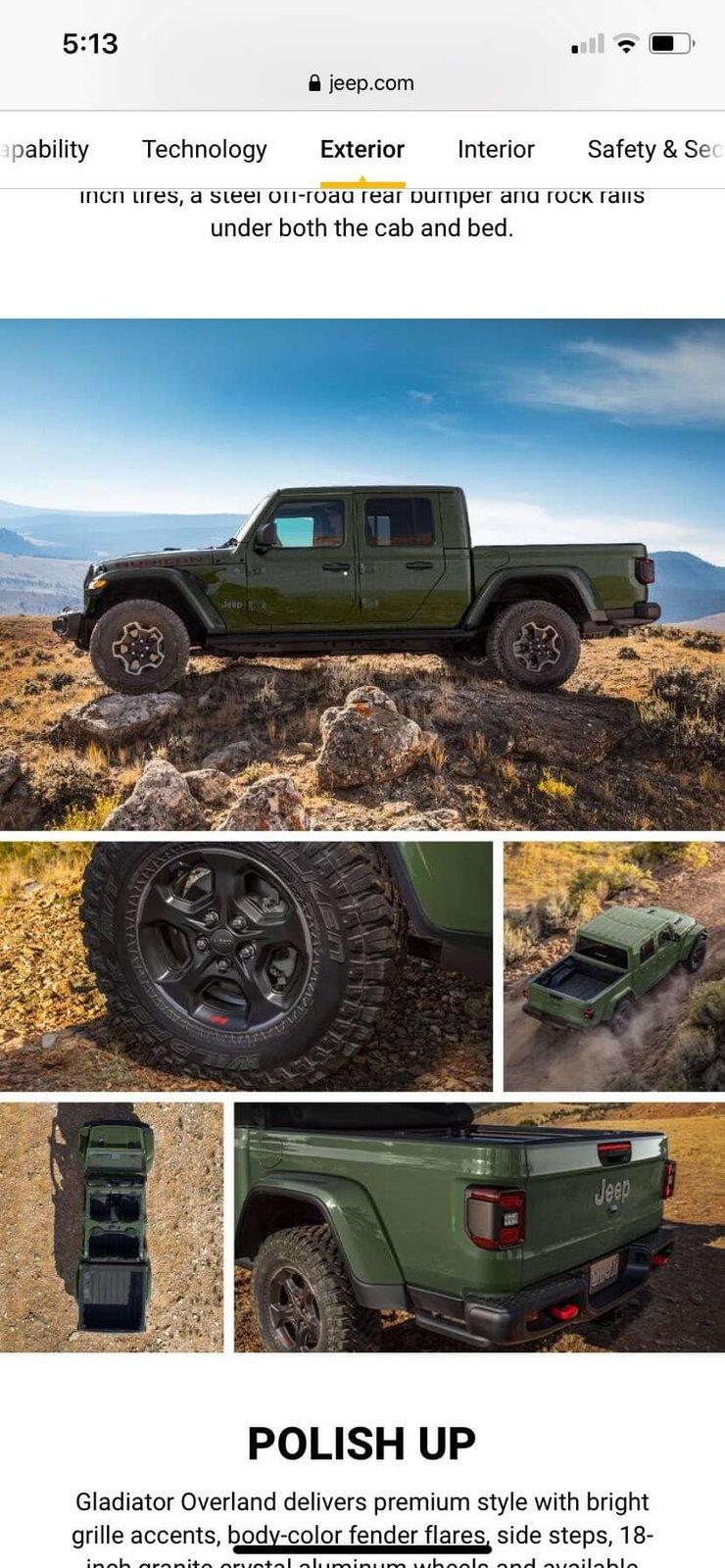 Jeep With Bed : First, Sarge, Green, Gladiator, Jeep.com, Forum, JeepGladiatorForum.com