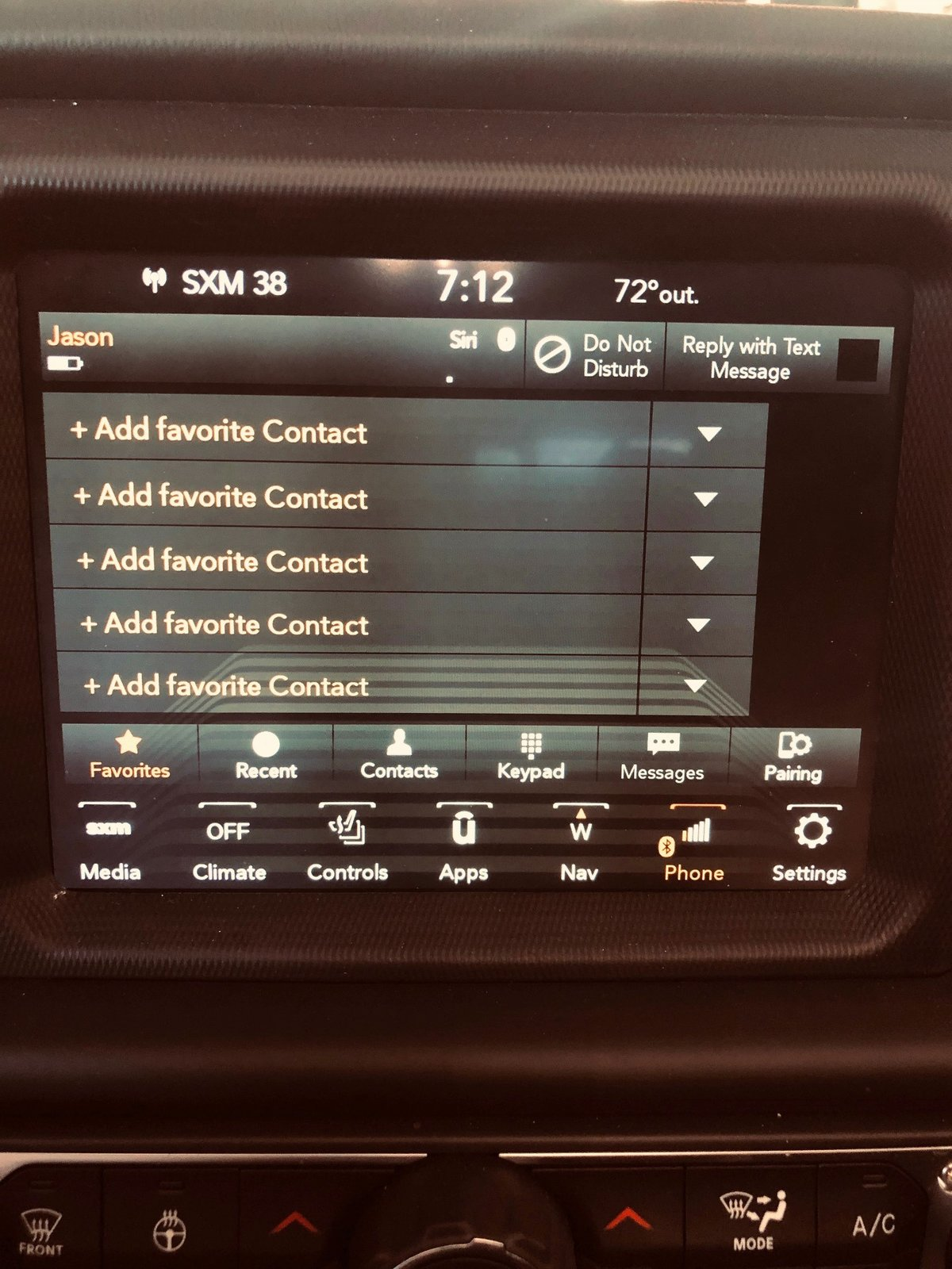 Uconnect Phone Not Available Jeep : uconnect, phone, available, Uconnect, Update, Issues, Carplay, Gladiator, Forum, JeepGladiatorForum.com