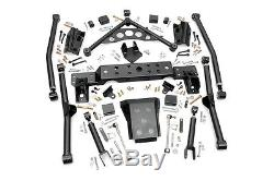 Jeep Grand Cherokee WJ 4 Long Arm Upgrade Kit 1999-2004