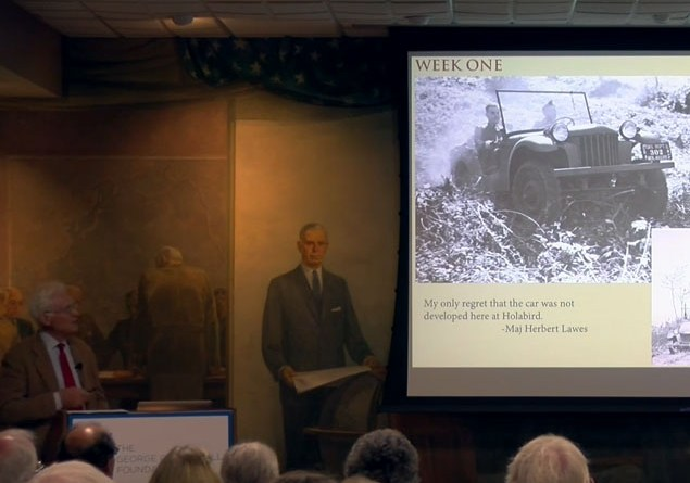 The True Story of the Original Jeep by Bill Spear | GC Marshall Foundation