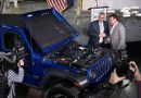 Jeep® Getting Greener; Wrangler's Environmental Impact Reduced by 15 Percent