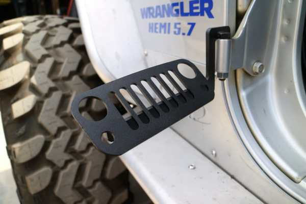 Jeep Foot Pegs