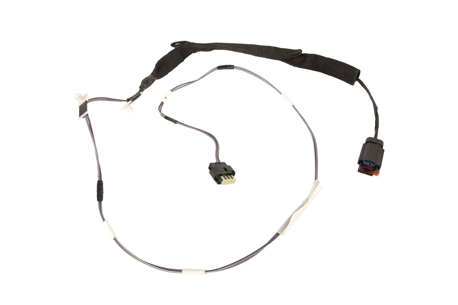 Door Wiring Harness Front Left 07 10 Jeep Wrangler Jk Jku