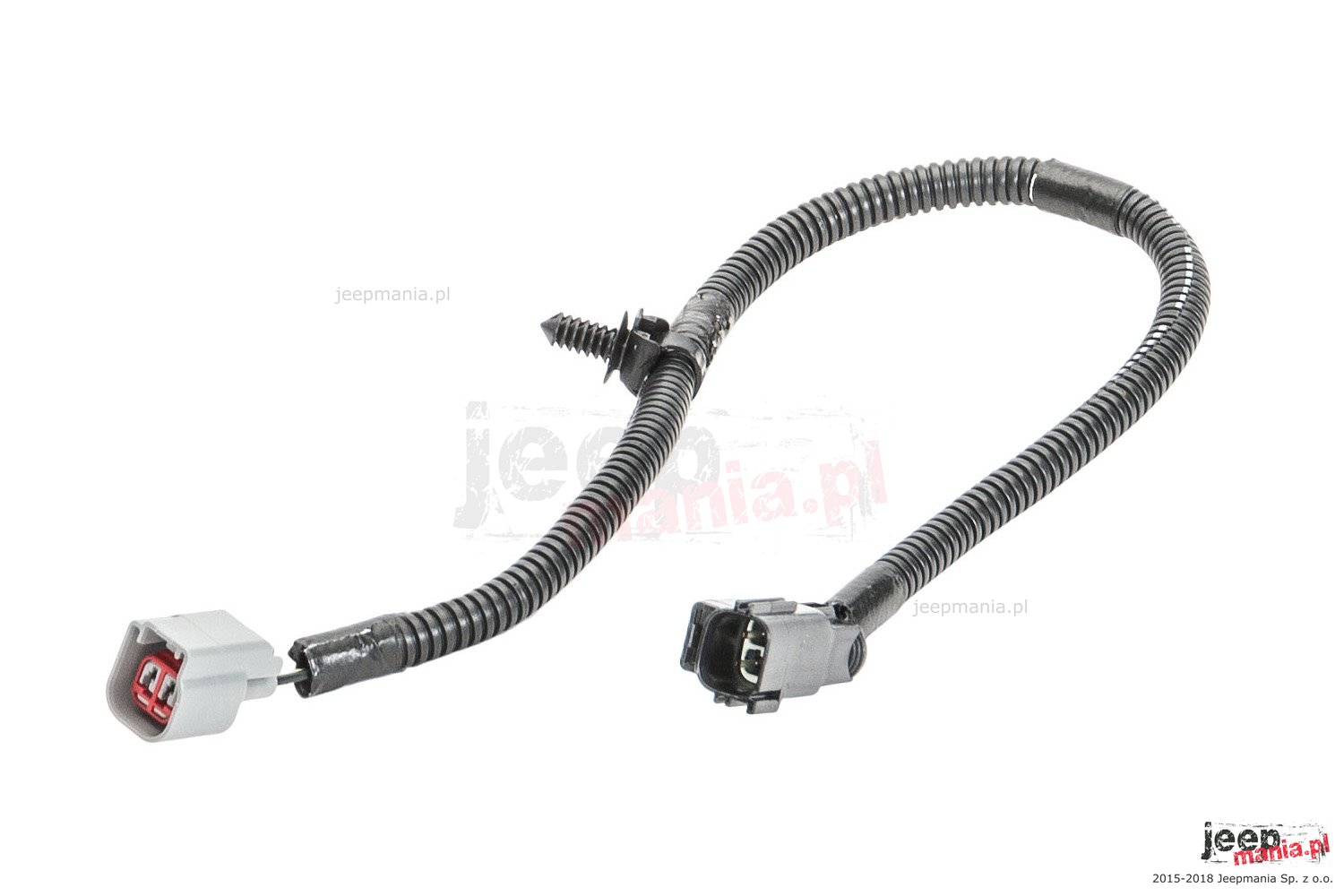 Side Marker Light Wiring Harness : 07-18 Jeep Wrangler JK