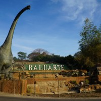 Baluarte of Vigan, ilocos Sur : Where More Than Just Dinosaurs Roam