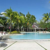 Sta. Monica Beach Club of Dumaguete : An Experience Worth Sharing Even on a Stormy Day