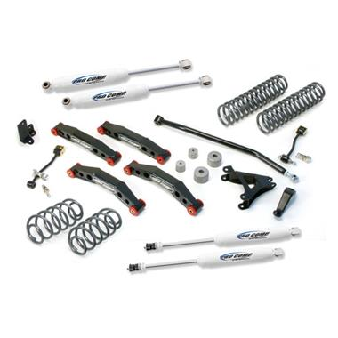 Pro Comp 4 Inch Stage II Lift Kit with ES3000 Shocks Fit's