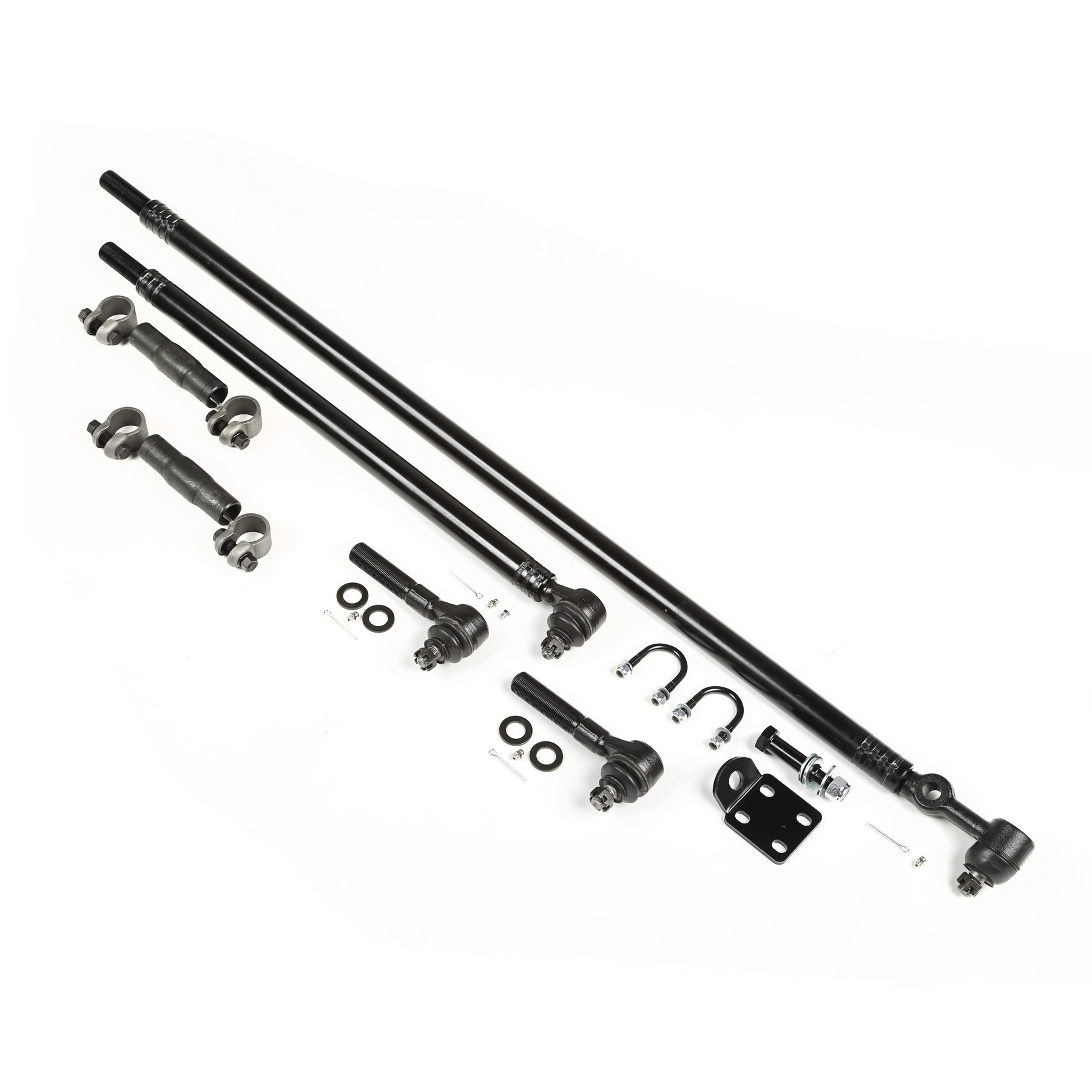 Hd Tie Rod Drag Link Kit Full Linkage 87 95 Wrangler