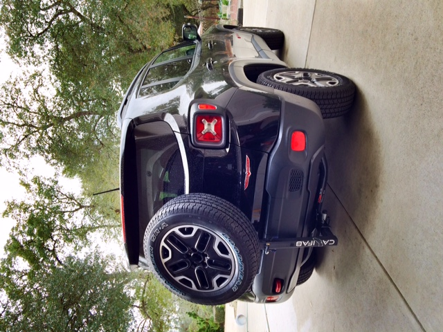 2017 Jeep Renegade Spare Tire : renegade, spare, Spare, Carrier!, Renegade, Forum