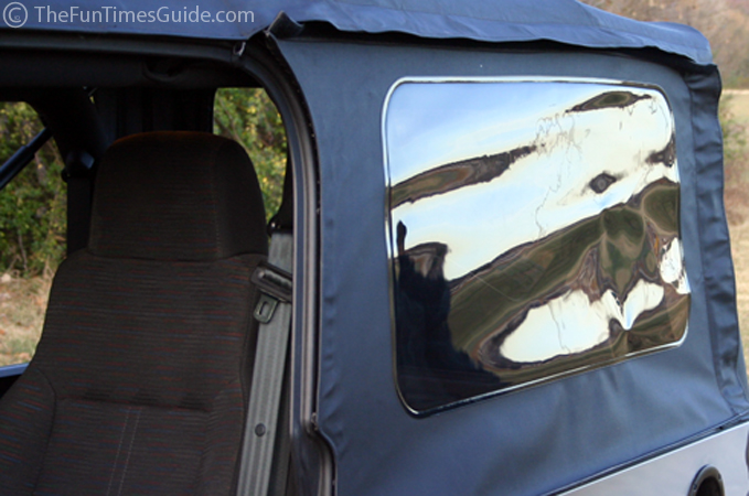 How To Prolong The Life Of Your Plastic Jeep Windows