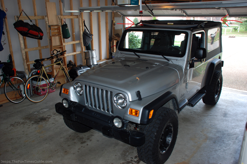 New Jeep Lift Kit  Tires Before And After Plus Some Things To Think About  The Jeep Guide