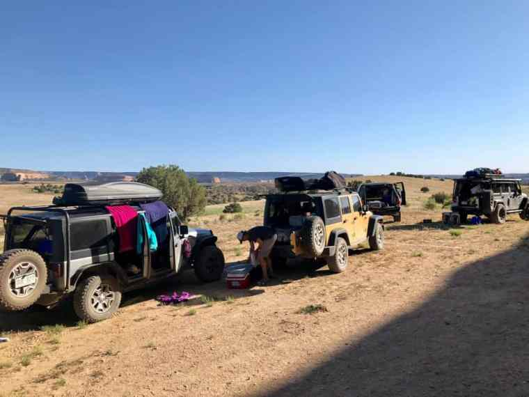 Jeep Tours Colorado - Native Jeeps -Overlanding-with-kids