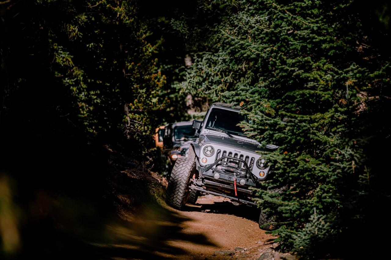 Jeep Tour Colorado Native Jeeps unforgettable