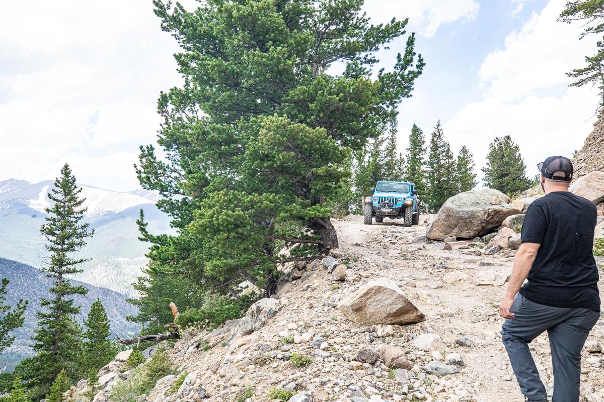 Native Jeeps Spotting