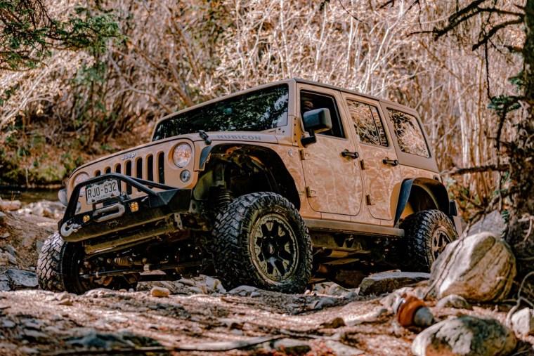 Jeep Tour Colorado Native Jeeps Tires 35