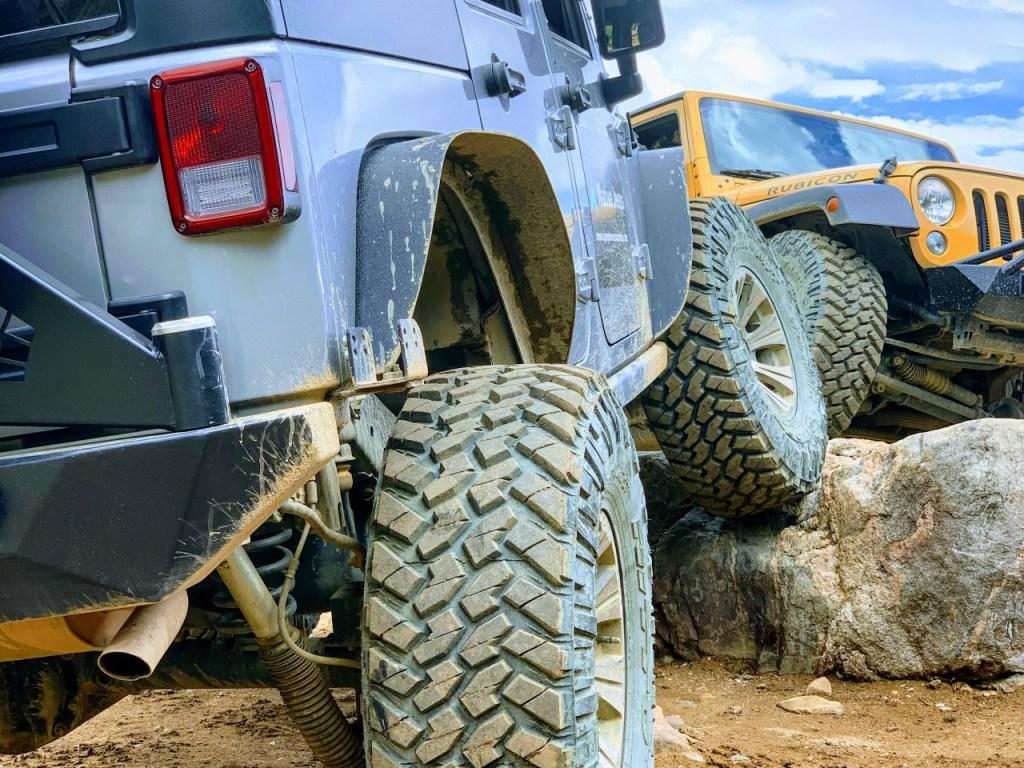 Jeep Tours Colorado Native Jeeps Tire Size
