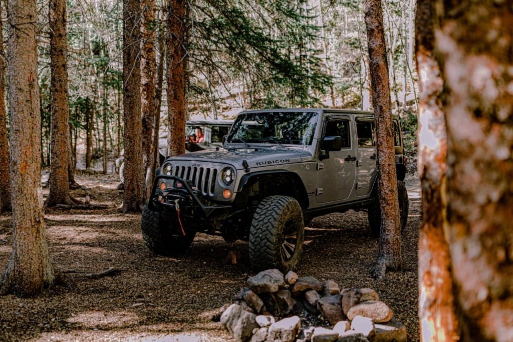 Jeep Tour Colorado Native Jeeps Protect Environment