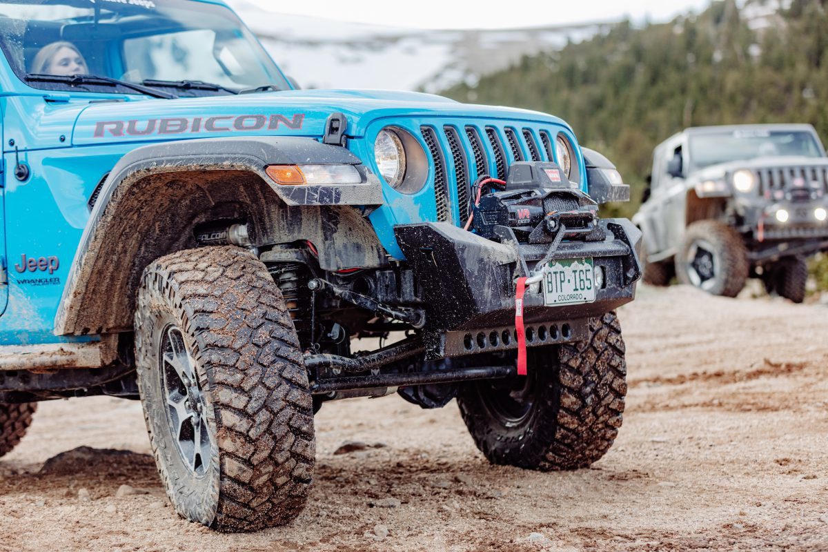 Native Jeeps Tires