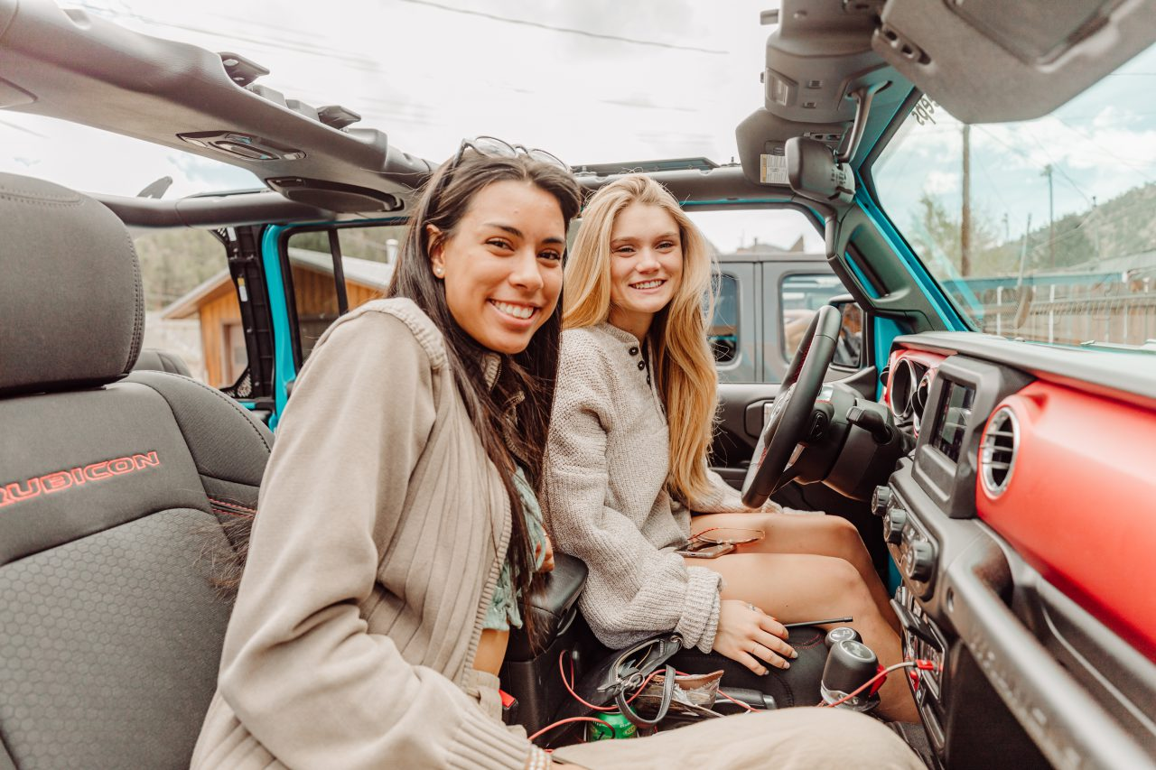 Native Jeeps New Jeeps Girls